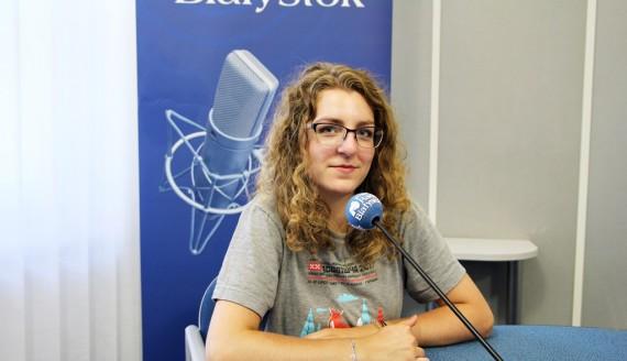 Lidia Piekarska, fot. Sylwia Krassowska