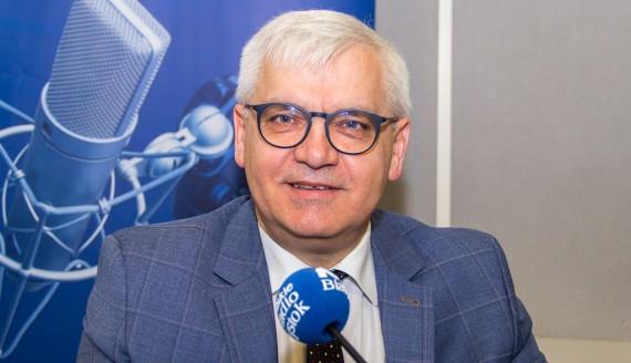 Henryk Wnorowski, fot. Monika Kalicka