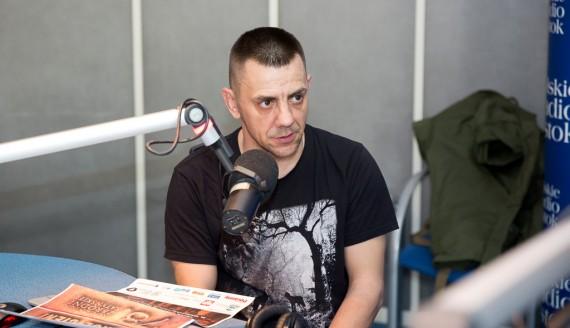 Andrzej Bieluczyk, fot. Joanna Szubzda