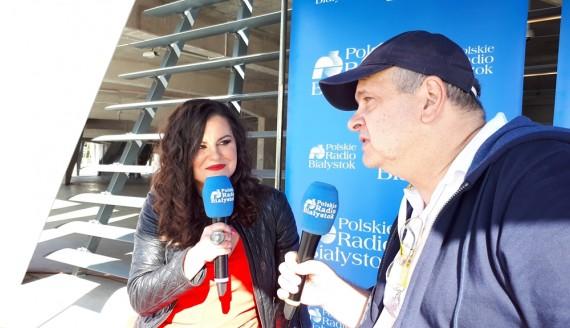 Agnieszka Syczewska i Marek Gąsiorowski, fot. Joanna Szubzda