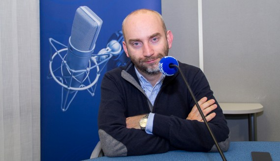 Radosław Poniat, fot. Monika Kalicka