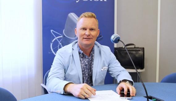 Krzysztof Mnich, fot. Marcin Gliński