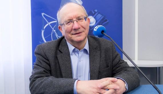 prof. Jerzy Kopania, foto; Monika Kalicka