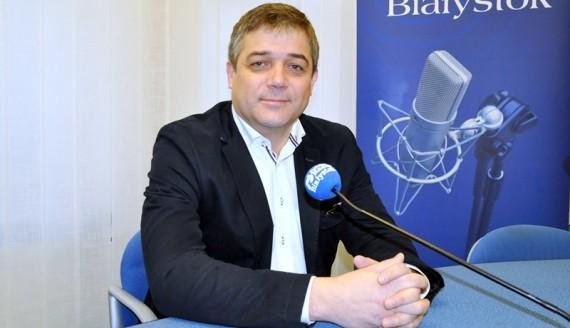 Adam Poliński, fot. Marcin Mazewski