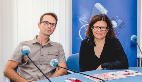 Bogusław Kosel i Anna Kietlińska, fot. Joanna Szubzda