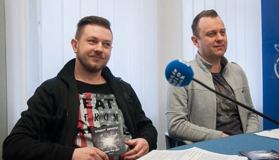 Marek Walczuk i Artur Szydłowski, fot. Wojciech Szubzda