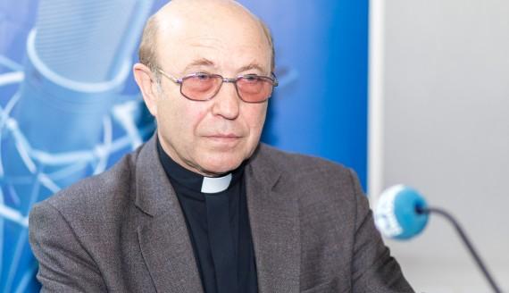 ks. Stanisław Gniedziejko, fot. Monika Kalicka