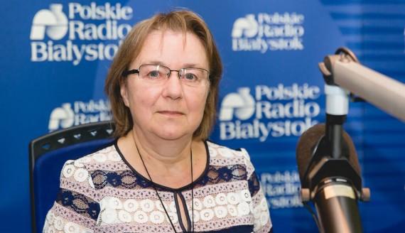Bożena Kraśko, fot. Joanna Szubzda