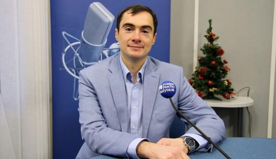 Dariusz Bossowski, fot. Sylwia Krassowska