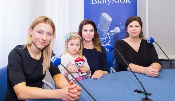 Marlena Strzemińska, Angelika Dorf, Anna Łuniewska, fot. Monika Kalicka