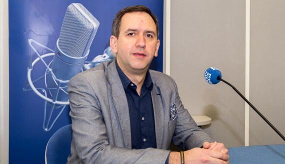 Sebastian Rynkiewicz, fot. Monika Kalicka