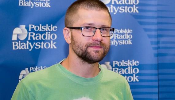 Mateusz Tymura, fot. Monika Kalicka
