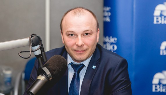 Marek Jadeszko, fot. Joanna Szubzda