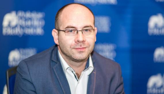 Piotr Półtorak, fot. Monika Kalicka
