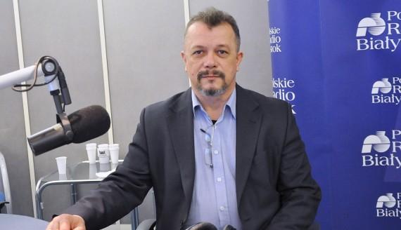 Krzysztof Paliński, fot. Marcin Gliński
