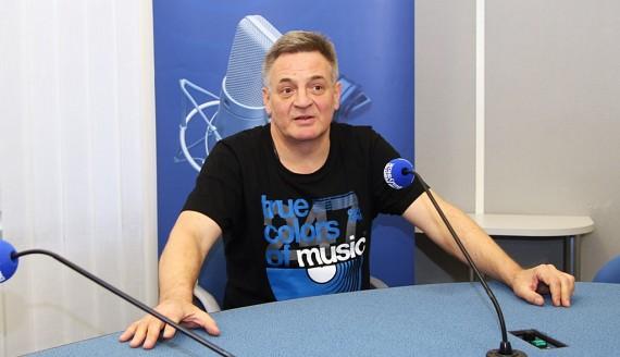 Marek Tyszkiewicz, fot. Wojciech Szubzda
