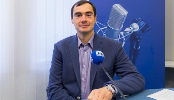 Dariusz Bossowski, fot. Monika Kalicka