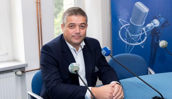 Adam Poliński, fot. Joanna Żemojda