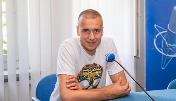 Grzegorz Sandomierski, fot. Joanna Szubzda