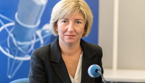 Dorota Wyszkowska, fot. Monika Kalicka