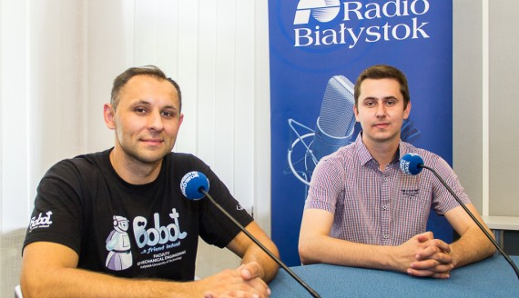 Mirosław Kondratiuk i Marcin Żukowski, fot. Monika Kalicka