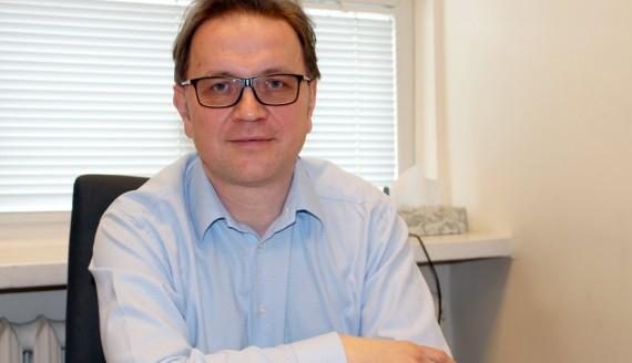 Alaksiej Dzikawicki, fot. z prywatnych zasobów