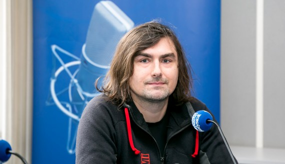 dr Adam Bartnicki, fot. Joanna Szubzda