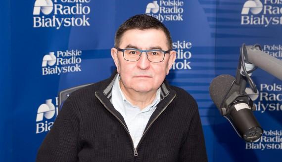 Adam Radziszewski, fot. Joanna Żemojda
