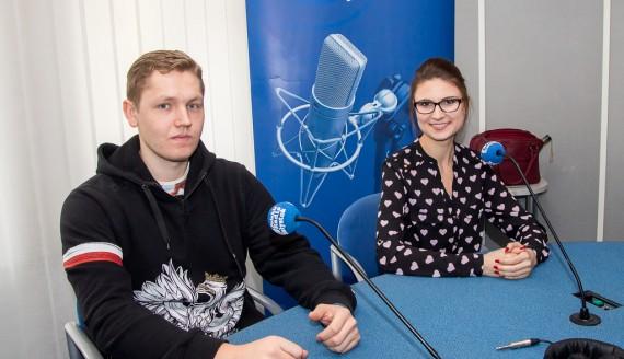 Paulina Dzitkowska i Michał Andruszkiewicz, fot. Joanna Żemojda