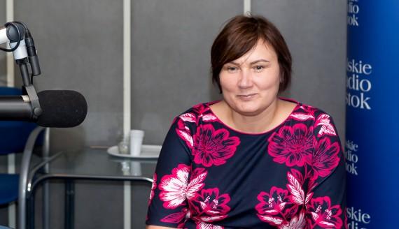 Grażyna Dawidowicz, fot. Joanna Żemojda