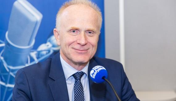 Piotr Radziwon, fot. Monika Kalicka