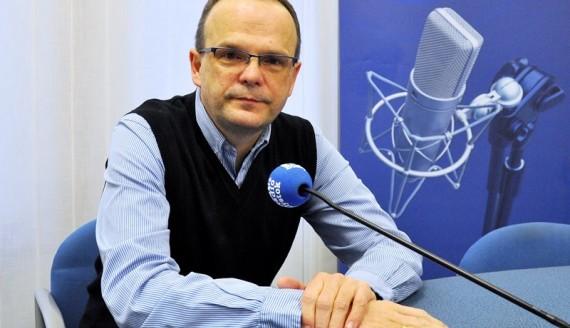 prof. Robert Ciborowski, foto: Marcin Mazewski