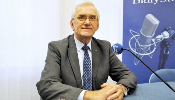 Mieczysław Dąbrowski, fot. Marcin Mazewski