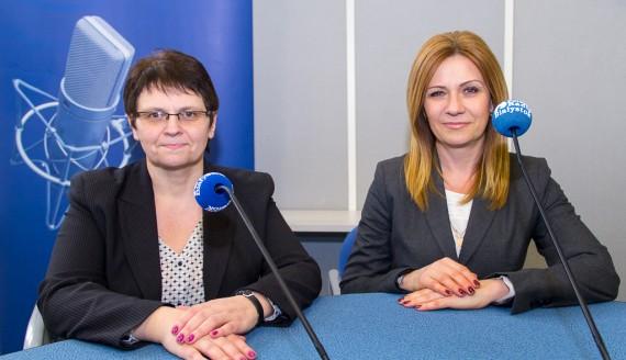 Katarzyna Krupicka i Teresa Fiedorczuk, fot. Monika Kalicka