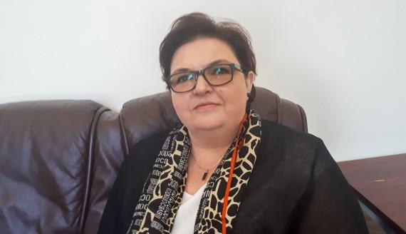 Elżbieta Bojanowska, fot. Lech Pilarski