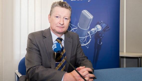 Piotr Sokołowski, fot. Monika Kalicka