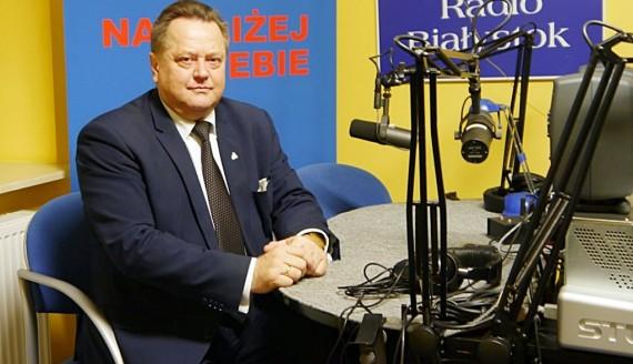 Wiceminister MSWiA Jarosław Zieliński, fot. Tomasz Kubaszewski