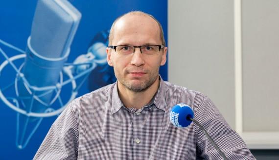 dr Adam Adamowicz, fot. Joanna Szubzda