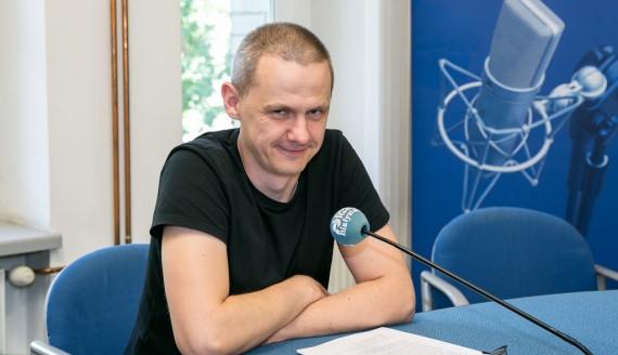 Paweł Kalisz, fot. Joanna Żemojda
