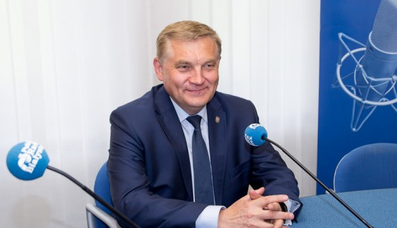 Tadeusz Truskolaski, fot. Joanna Żemojda