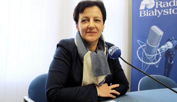 Elżbieta Filipowicz, fot. Marcin Mazewski