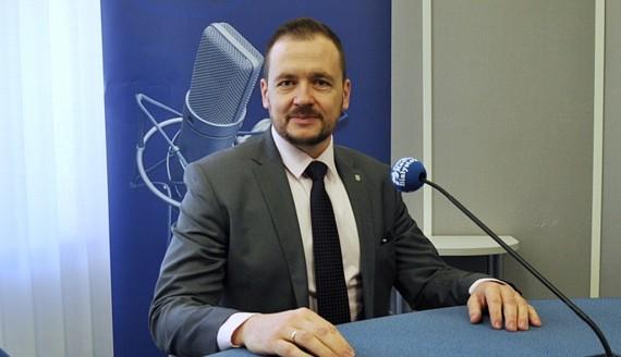 Maciej Perkowski, fot. Marcin Gliński