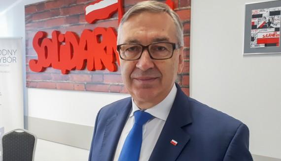 Stanisław Szwed, fot. Lech Pilarski