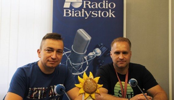 2018-08.03 Gość Radia: Marcin Siekierko oraz Mariusz Choruży