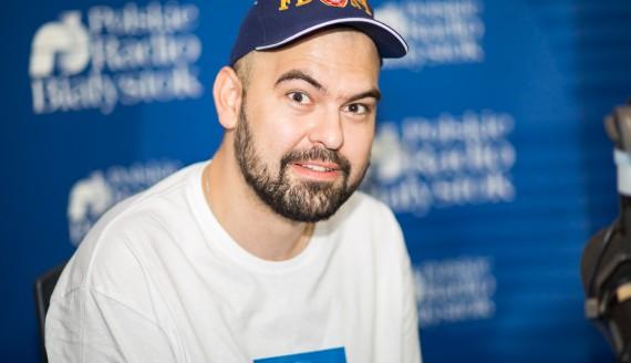 Łukasz Radziszewski, fot. Monika Kalicka