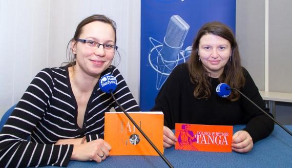 Sylwia Rubin-Krukowska i Katarzyna Wodarska-Ogidel, fot. Monika Kalicka