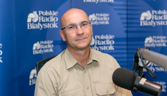 Jarosław Krawczyk, fot. Joanna Żemojda