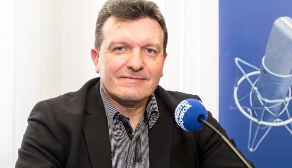 Tomasz Strahl, fot. Monika Kalicka