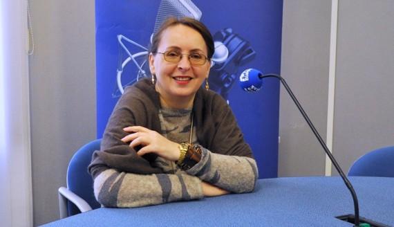 Beata Skowrońska, fot. Marcin Gliński