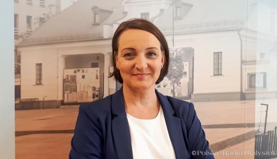 Magdalena Gawin, fot. Lech Pilarski